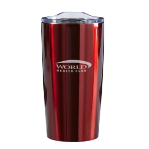 Perfect Temp Stainless Steel Vacuum Tumbler - 20 oz
